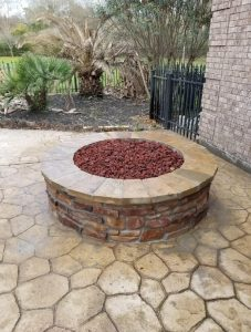 fire pits for patio